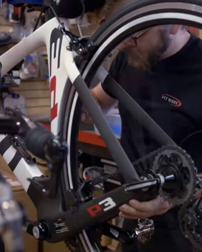 Fit Werx - Rider First Bike Fitting  Rider Matched Bike Sales