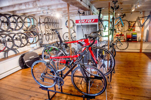 About Us: Fit Werx are premier custom bike fit and bike sales shops located in Vermont, New Jersey, and Massachusetts.