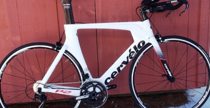 Cervelo P2 – P3 Approaching Performance at an Entry Level Price